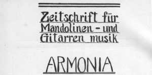 Armonia 「アルモニア」