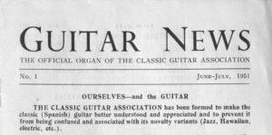 Guitar News