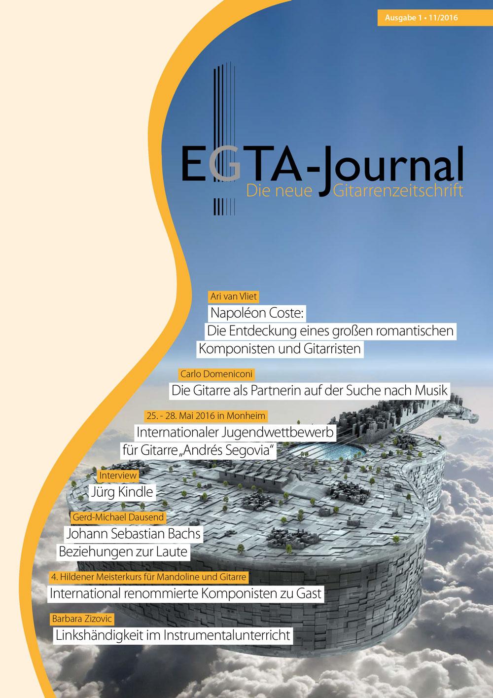EGTA (European Guitar Teachers Association)