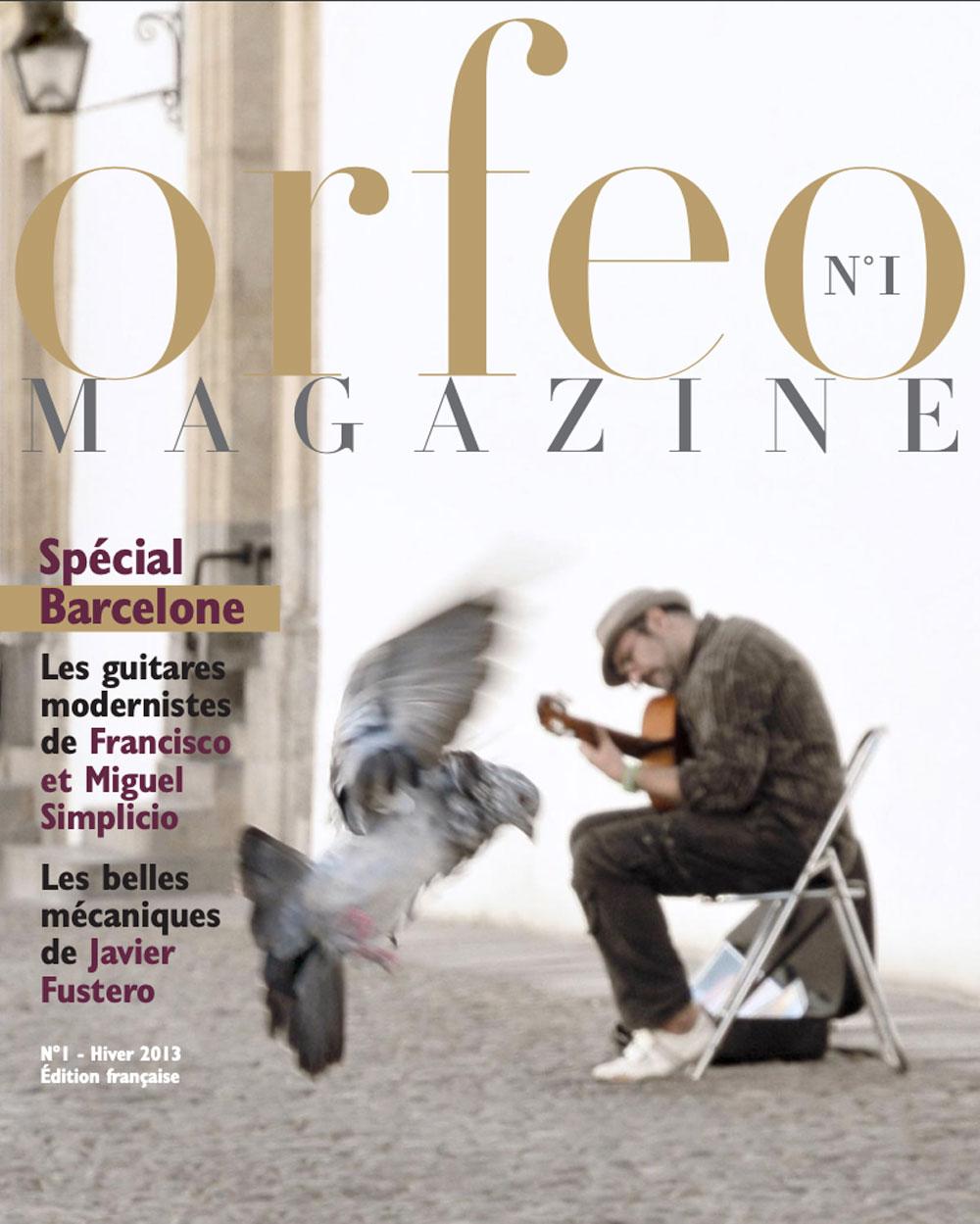 Orfeo Magazine